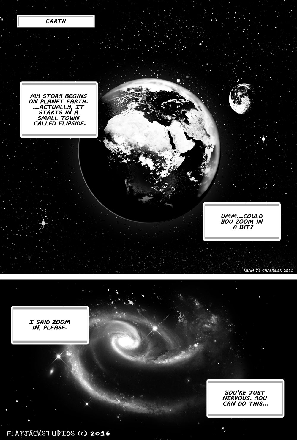 Rankless The Comic - Page 01